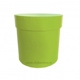 Cutie Rotunda Verde Lime 12 cm