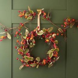 Set 24 merisoare ornamentale 1.2cm*8cm