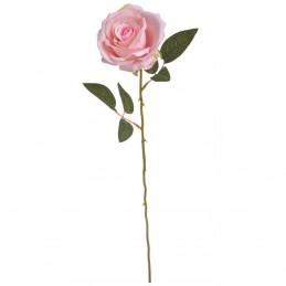 Trandafir artificial roz 56 cm