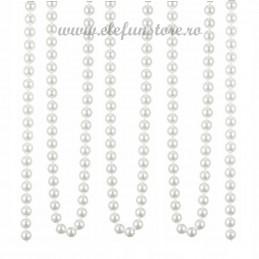 Rola sirag jumatati de perle albe 17m