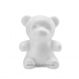 Ursulet din polistiren 11 cm