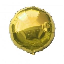 Balon Rotund Auriu 45cm