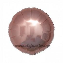 Balon Rotund Roz 45cm