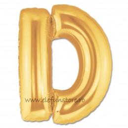 "Balon ""Litera C"" Gold"