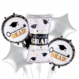 Kit 5 Baloane Diploma Absolvire