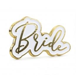 Insigna alba Bride