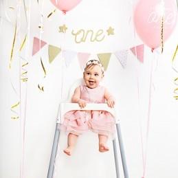 Set 5 baloane asortate One Girl
