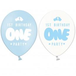 Set 5 baloane asortate One Boy