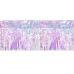 Ghirlanda Perdea din Folie Iridiscenta 4m*18cm