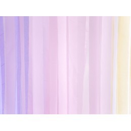 Set 4 role hartie creponata roz, fasii 10m * 5cm