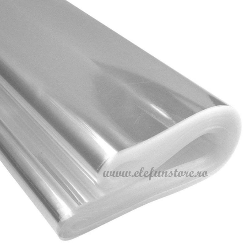 Celofan transparent, 100 coli 90*70cm