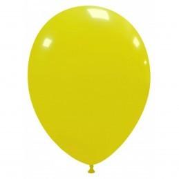 Set 100 Baloane Galbene 30cm