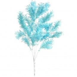 Buchet alge bleu, 5 fire 32 cm