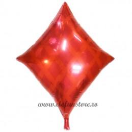 Balon Figurina  Poker Romb  65 cm