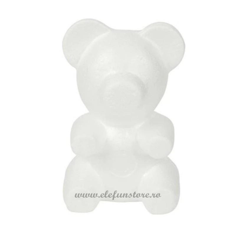 Ursulet din polistiren 35 cm