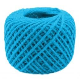 Ghem Sfoara Iuta Albastru Deschis 50m * 2mm