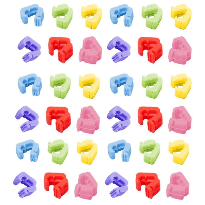 Set 50 Clestisori Multicolori pt Baloane