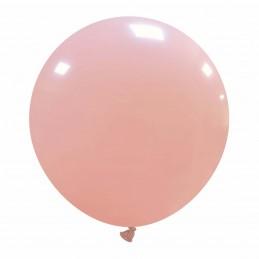 Set 50 Baloane Jumbo Pastel Baby Pink 48 cm