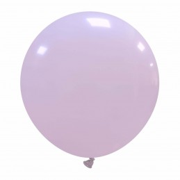 Set 50 Baloane Jumbo Pastel Lila 48 cm