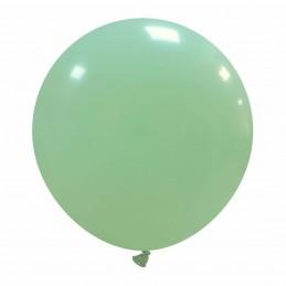 Set 50 Baloane Jumbo Pastel Verde Menta 48 cm