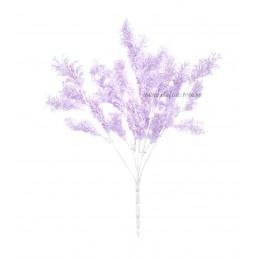 Buchet alge lila, 5 fire 32 cm