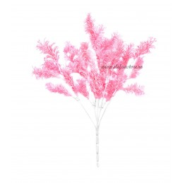 Buchet alge roz, 5 fire 32 cm