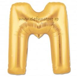 """Balon """"Litera J"""" Gold"""