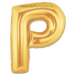 """Balon """"Litera O"""" Gold"""