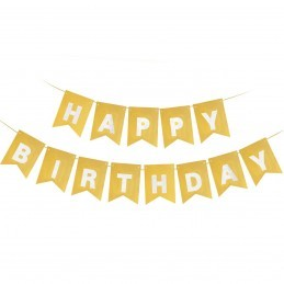 Banner Happy Birthday,...