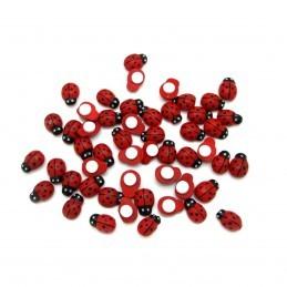 Set 100 Buburuze Adezive 1.3 cm