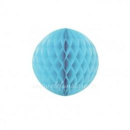 Decoratiune Fagure Bleu 20 cm
