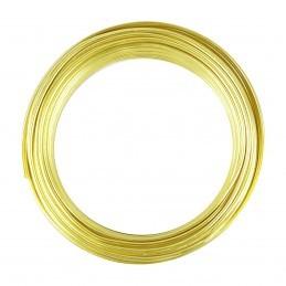 Sarma Aluminiu Aurie 1.5mm,...