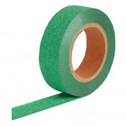 Banda adeziva verde cu...