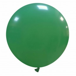 Balon Jumbo Verde Inchis 80 cm