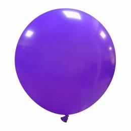Set 50 Baloane Jumbo Mov 48 cm