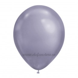 Set 10 Baloane Chrome Lila...
