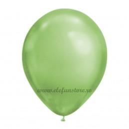 Set 10 Baloane Chrome Verde...