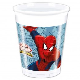 Set 8 pahare Spiderman