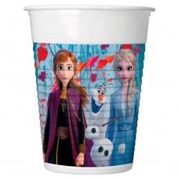Set 8 pahare Frozen II