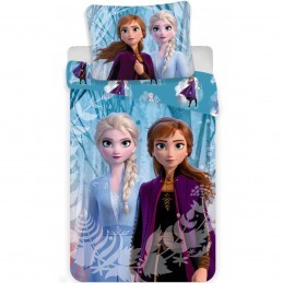Lenjerie de pat Frozen...