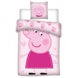 Lenjerie de pat Peppa Pig...