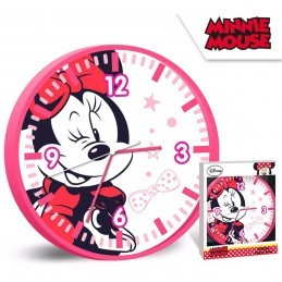 Ceas de perete Minnie Mouse...