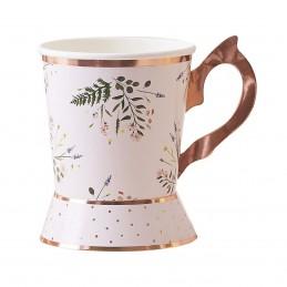 Set 8 pahare Cescute Tea...