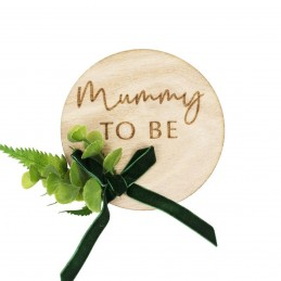 Insigna Mummy To Be...
