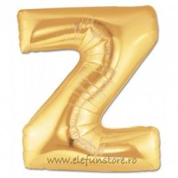 """Balon """"Litera Z"""" Gold"""