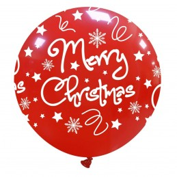 Balon Jumbo Merry Christmas...