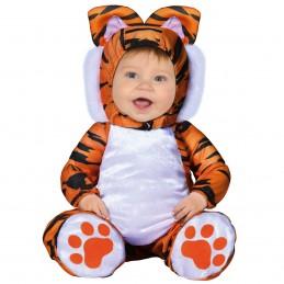 Costum bebelus Tigru 12-24...