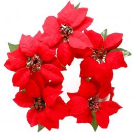 Coronita Craciunite rosii...
