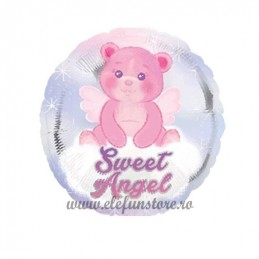 "Balon  ""Sweet Angel"" Roz"