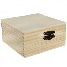 Cutie patrata din lemn pt...